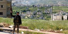 Syria's Revitalized Rebels Make Big Gains in Assad's Heartland