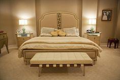 Magic City bedroom