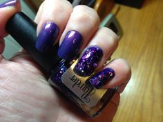 Cult Nails Flushed and Powder Perfect Midnight Planning