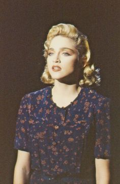 """millaciccone:  Madonna, """"Live To Tell"""" outtake, 1986"""