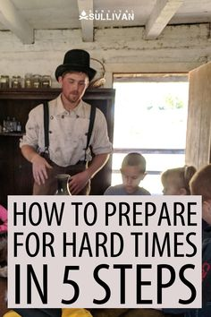 You don't have to be a prepper to prepare. We all face obstacles at various points in our lives, so we have to be ready for them. #survival #prepper #SHTF Survival Blog, Survival Life, Survival Skills, Emergency Preparedness Food Storage, Disaster Preparedness, Doomsday Bunker, Hard Times, The Ranch, Our Life