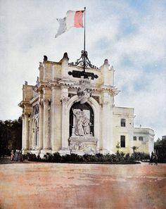 Expo 2015 Milano Blog: History - French pavilion at the Columbian 1893 Ex...