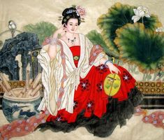 Traditional Chinese painting | Traditional Chinese Painting of ...