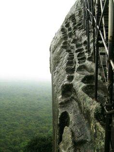 How they softened the stone. Sigiriya. Part 1. Softening of the stone. <…