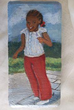 artwork on bricks « Artisttoostudios's Blog