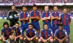 Barcelona Dream team