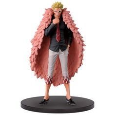 DOFLAMINGO - ONE PIECE DXF GRANDLINE MEN FIGURE on Crunchyroll