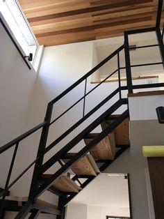 Works Shop, Stairs, Loft, Iron, Bed, Furniture, Design, Home Decor, Stairway