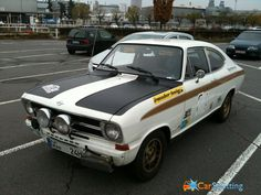 opel kadett   Opel Kadett B Coupé vergrößern