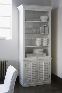 €1699,- Newport Shutters Cabinet #living #interior #rivieramaison