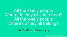 Eleanor Rigby