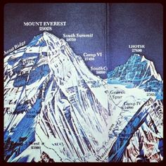 Up to Mount Everest