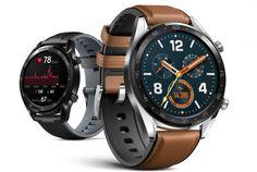 Huawei Watch GT2 - краткий обзор умных часов - Высокие технологии Sport Watches, Watches For Men, Latest Smartwatch, Bluetooth, New Operating System, Huawei Watch, Android Wear, Mens Gear, Headpieces