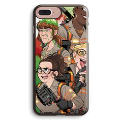 Ghostbusters 2016 Apple iPhone 7 Plus Case Cover ISVD380