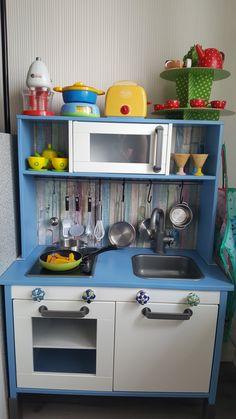 Ikea Kids Kitchen, Little Kitchen, Playroom, Kids Room, Kitchen Appliances, Diy, Inspiration, Furniture, Home
