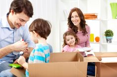 The average American moves 11.7 times in their lives.  When it's your turn to move again, add these items to your moving checklist to make the process easier!