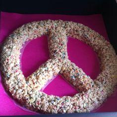 Peace, love & krispie happiness!