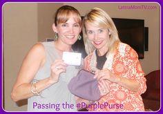 Purple Purse, Domestic Violence, Other Woman, Program Design, How To Raise Money, Conversation, Campaign, Purses, Women