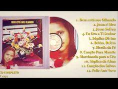 Valdete Reinaldo   Deus Está Nos Olhando Cd Completo Deus é Amor 1977