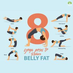 Yoga Fitness, Fitness Tips, Yoga For Back Pain, Relaxing Yoga, Mind Over Matter, Yoga Workouts, Reduce Belly Fat, Yoga Tips, Tone It Up