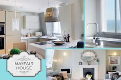 Mayfair Flat 8 - Kitchen