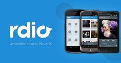 Rdio anuncia encerramento do serviço de streaming