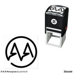 A & A Monogram