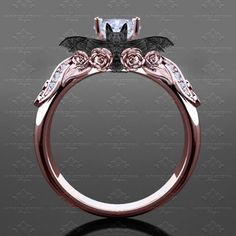 valencia-1-30ct-rose-gold--black-bat-engagement-ring