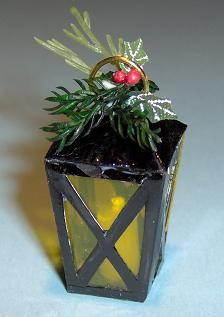 Mini Lantern  -  DIY - Can be translated -  Brouwer en Brouwer