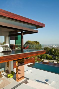 SUNSET PLAZA RESIDENCE in Los Angeles BY ASSEMBLEDGE+