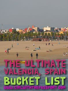 We all know about Valencia, Spain and its fabulous beaches. But find out all the other things to do and see in this lovely Spanish city.