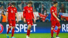 """O-Töne zum Bayern-Aus: """"Das tut richtig weh"""""""