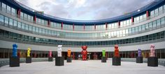 Instalación en IFEMA - Feria de Madrid.