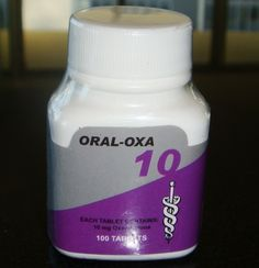 oxymetholone log