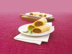 Lammröllchen aus Filoteig ist ein Rezept mit frischen Zutaten aus der Kategorie Filoteig. Probieren Sie dieses und weitere Rezepte von EAT SMARTER!