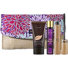 Tarte Discover The Amazon 3-Piece Kit in Medium #sephora