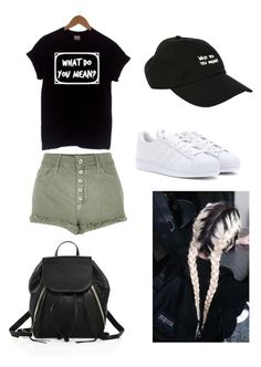 Purpose world tour outfit  by amandaarya on Polyvore featuring polyvore, fashion, style, Justin Bieber, River Island, adidas, Rebecca Minkoff and clothing