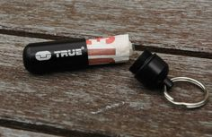 Cash Capsule Key Ring; Always Have Cab Money- Best gear and gadgets for men. The place to find cool stuff for guys.