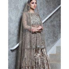 Zara Shahjahan bridal