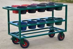 horse feed cart - Google-haku