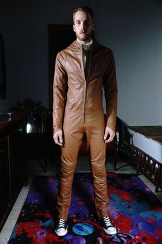 """""""Built for Man Streamline Suit"""". I wish I could muster the courage to wear…"""