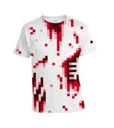 Zombie Pixel Shirt