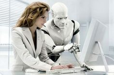 Robots And Big Data Unite | Technology Review