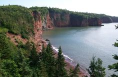 Cape Chignecto Trails are one of the places on my list of things to do this summer. Hiking was something I started last year and I would like to be much more active with it this year. Places To Travel, Places To See, Visit Nova Scotia, Atlantic Canada, Prince Edward Island, New Brunswick, Newfoundland, Canada Travel, Natural Wonders