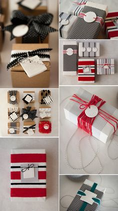 Sweet as a Candy: Holidays Gift Wrap Inspiration