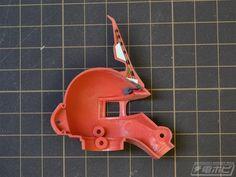 1/72 Char's Zaku [Mechanic Model] - Custom Build     Modeled by Pooh