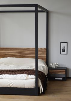TIMBER SLEEK 4 POSTER BEDS - Google Search