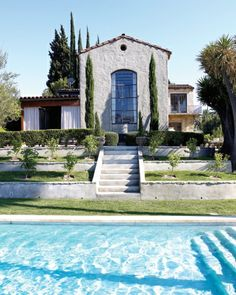 Garden Celebrity Houses Dream House Ellen Pompeo Dream Home Celebrity