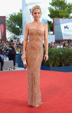 Venice Film Festival: Kate Hudson Shimmers In Atelier Versace