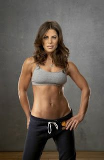 Jillian Michaels. What a badass.